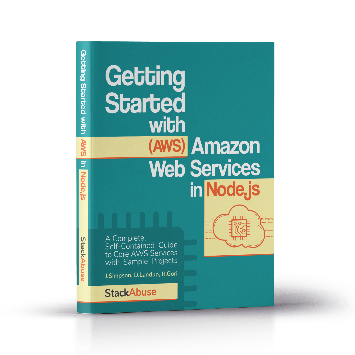Image of the Getting Started with Amazon Web Services in Node